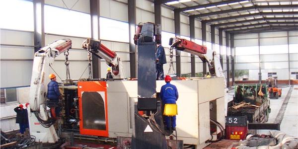 大型设备搬运作业特色与搬运流程是什么?及大型设备搬运公司哪家好?