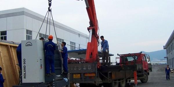 上海起重吊装作业注意事项