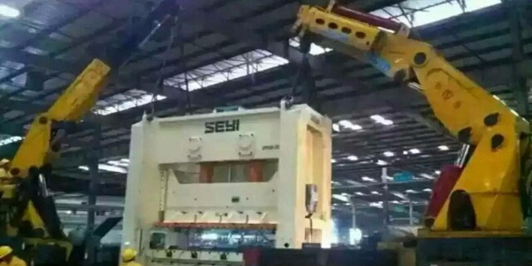 重型设备搬运如何选择吊点|  重型设备搬运公司哪家好?