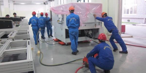 屹星安装解读:大型综合的起重吊装搬运安装公司的服务优势