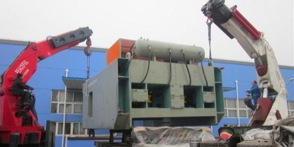 工厂设备吊装是如何去吊装高空的一些设备的