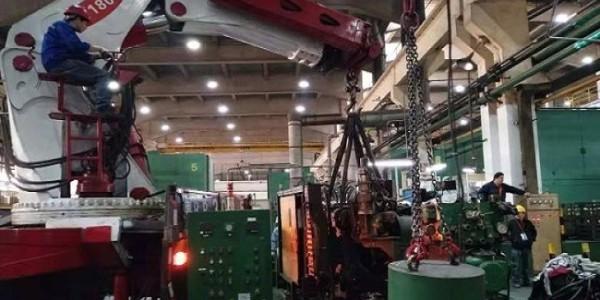 工厂设备搬运过程中哪些方法可以有效的防震