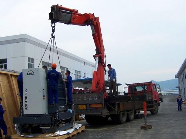 上海屹星机电分享:设备吊装工作的流程控制
