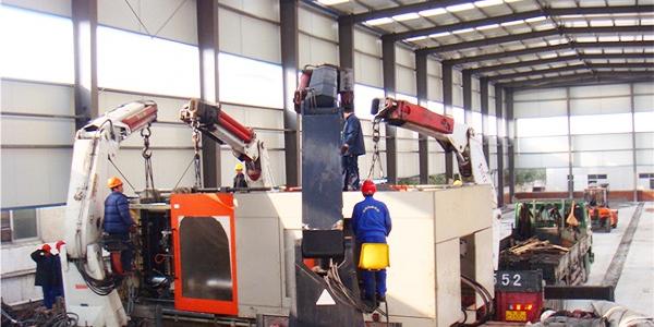 工厂机器吊装安装需要注意什么事项? 及机器吊装安装公司哪家好?