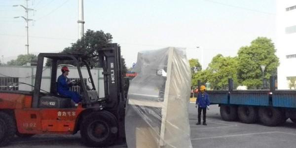 工厂搬迁需要搬到交通便利的位置  屹星设备搬迁公司