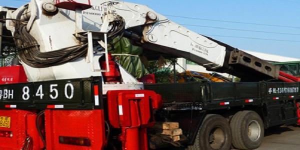 上海设备装卸搬运公司哪家好?