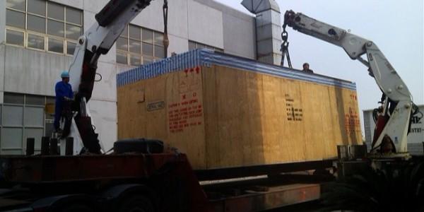 进行设备装卸需要找专业的公司来执行