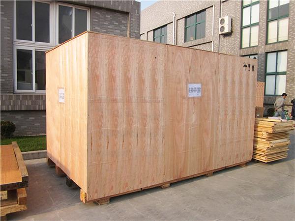 上海界龙实业集团有限公司机械设备包装